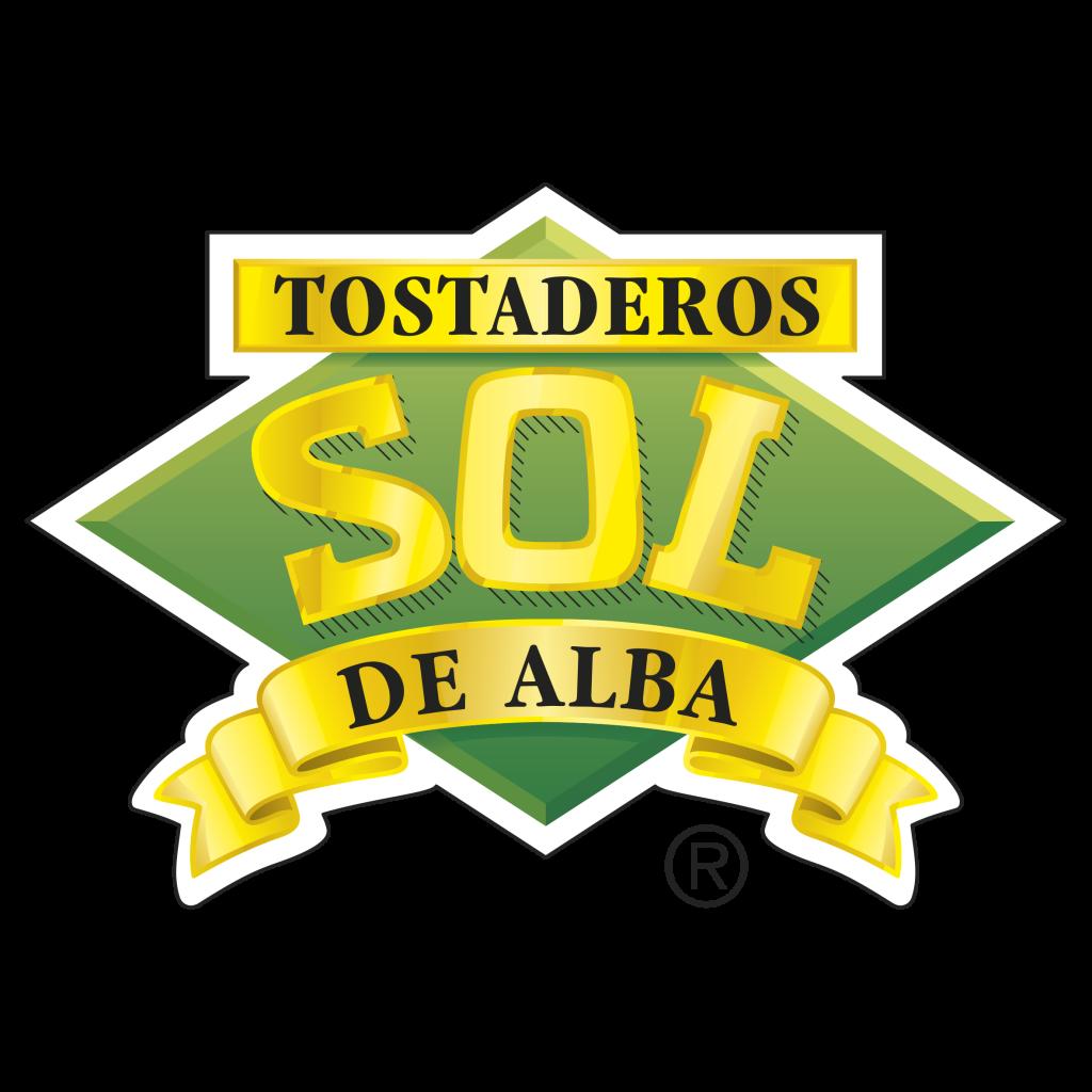 Isologo de Tostaderos Sol del Alba